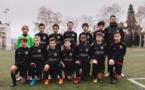 FC Croix-Roussien - Les U13 invités à la PSG ACADEMY de MARRAKECH