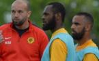 Salim Moizini pourrait honorer sa première cape samedi avec l'équipes nationale des Comores contre le Cameroun.