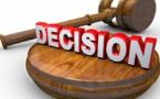 DECISION LIGUE - Une équipe de R3 récupère trois sur TAPIS VERT, une autre en perd quatre