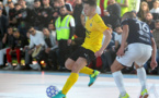 Coupe Nationale Futsal - Les guerriers du FC CHAVANOZ ont tout donné