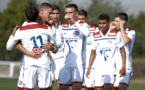 U17 Nationaux - L'OL sans concession pour l'AS SAINT-PRIEST