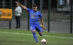 FC VILLEFRANCHE - Saison terminée pour Adrien PAGERIE