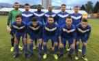 Coupe UEFA des Région - La sélection LAuRA Foot battue