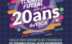 Tournoi entreprises - Il reste des places pour le tournoi du FS CIVRIEUX d'AZERGUES