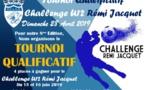 Challenge U12 Rémi JACQUET - TIRAGE du préliminaire ce soir (19 heures)