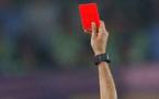 Incident - Un match arrêté en U19