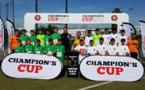 Le FC Bourgoin et le FBBP01, les finalistes