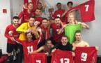 """Coupe LAuRA Foot - Kévin GARNIER : """"Une victoire énorme !"""""""