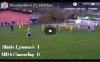 Coupe LAuRA Foot - Le résumé vidéo de HAUTS-LYONNAIS-VERGONGHEON