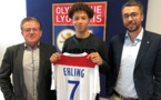 OL INFO - Un U19 signe deux ans
