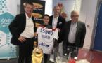 Coupe du Rhône - Un VIP bien spécial pour le tirage