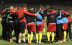 Lyon-Duchère AS - Le GROUPE pour la réception du FC Tours