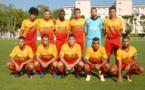 AS SAINT-PRIEST - Le groupe pour la réception du FC HYERES