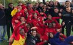 """U17 Nationaux (FC Lyon) - J. GONZALEZ : """"La victoire de tout un club..."""""""