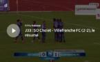N1 (33ème journée) - Le résumé vidéo de SO CHOLET - FC VILLEFRANCHE