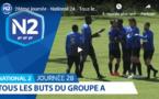 N2 (vidéo) - Tous les buts de la 28ème journée