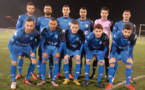 FC LIMONEST-SAINT-DIDIER - Le GROUPE pour la reception de LYON DUCHERE AS B