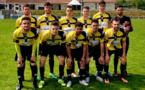 La réserve du FC Val Lyonnais