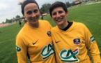 FC Pontcharra Saint-Loup - Une sortie réussie de Christelle PEYLABOUD et d'Elodie PERRIN