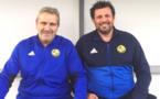 Alain Deyrail et Nicolas Puydebois feront la paire la saison prochaine sur le banc du FC PontcharraSaint-Loup.