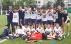 FC DOMTAC - Pas une mais deux montées pour les U15  !