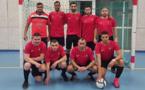 D1 Futsal - Le FC VAULX champion du Rhône