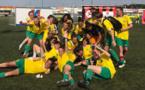 Finale Coupe Féminine Vial - Le FC BORDS de SAÔNE pour oublier 2015