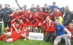 Coupe du Rhône - REA 3 - MDA Foot 0, FC Lyon première !