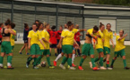 Foot Féminin - Les filles du FC BORDS de SAÔNE en Ligue !