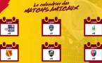 Lyon Duchère AS annonce ses matchs de préparation