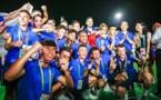 Les U17 du FC Villefranche Beaujolais brillent à Shangaï