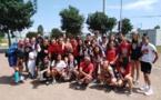 Les Féminines du FC Vaulx ont affronté des Américaines !