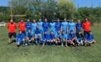 Le FC Saint-Cyr/Collonges s'impose pour son premier match de préparation