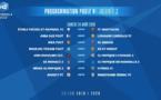 National 2 - Le programme de la troisième journée
