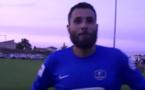 """Anthony Sebbah (FC Domtac) : """"On a fait une première mi-temps catastrophique"""""""