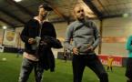 Willy Babot et Anthony Esparza, les créateurs de la Sun Set Soccer Cup.