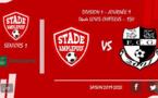 Suivez Stade Amplepuisien – Grigny en direct