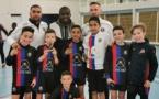 Les U11 du FC SAINTE FOY LÈS LYON remporte le très relevé Tournoi des Pierres Dorées (Sud Azergues)