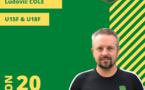 Ludovic Colé nouveau responsable des U15F et U18F à Bords de Saône