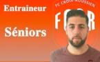 Iskandar Henia rejoint le FC Croix Roussien