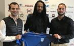 Une nouvelle recrue pour la réserve du FC Limonest Saint-Didier
