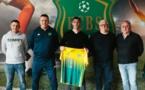 Serge Simon rejoint le FC Bords de Saône !