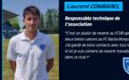 Laurent Combarel de retour au FCVB