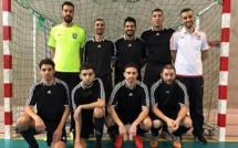 Coupe Nationale - Vaulx Futsal dans la cour des grands