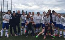 Honneur régional - Rien n'arrête les filles du CHAZAY FC !