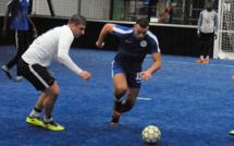 FOOT5 PRO TOUR - Des RHODANIENS accueillants au FACTORY SPORT GAMES de Chazay