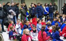 Féminines - Au FACTORY SPORT GAMES de Chazay, les filles ont joué entre filles