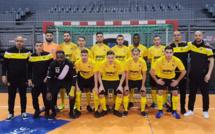Coupe de France FUTSAL - Le très gros coup du FC CHAVANOZ