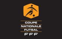 Coupe National FUTSAL - Oh le beau derby en 16ème !