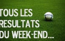 Live Score week-end - Les RESULTATS et les BUTEURS du wek end